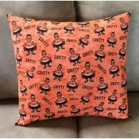 GRITTY pocket pillow