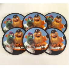 Gritty Phanatic Coaster Set of 6