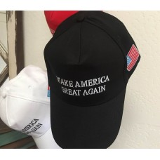MAGA Hat Make America Great Again hat Black