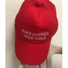 MAGA Hat Make America Great Again hat Red