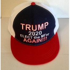 TRUMP 2020 Elect the MFer again - Hat