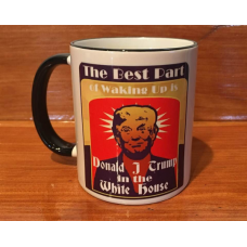 Donald Trump in the White House Mug