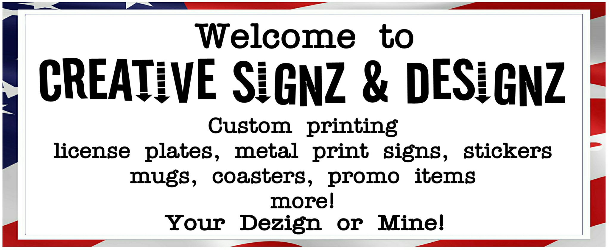 Creative Signz and Designz